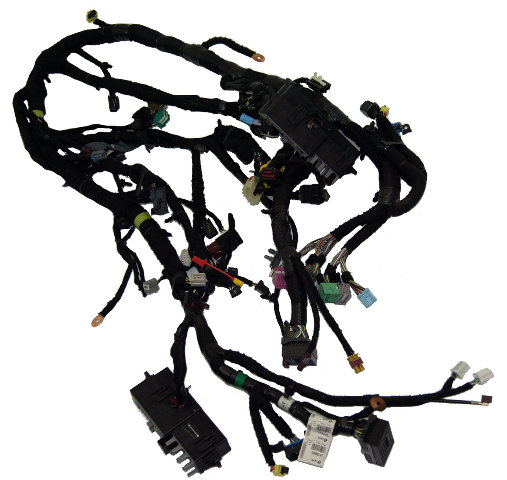 2012 Chevrolet Volt Chassis Wiring Harness New Complete 22790045
