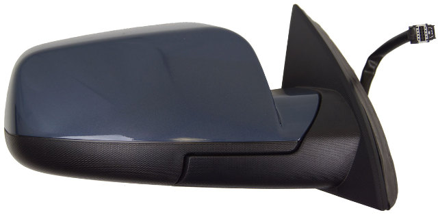 2010-2013 GMC Terrain Chevy Equinox RH Side Mirror Sonic Blue Metallic 22818289