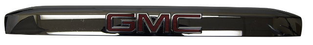 2015-2016 GMC Yukon/Yukon XL Chrome Rear Applique Nameplate New OEM 22834033