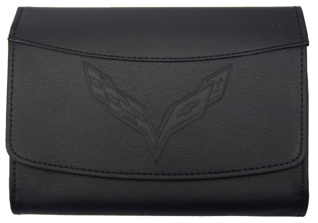 2015 Chevrolet Corvette C7 U.S Owners Manual W/Leather Pouch New 22885401