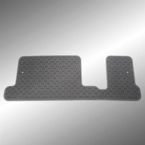 2012-2017 Traverse Acadia Enclave 3rd Row Floor Mat Titanium Rubber New 22890480