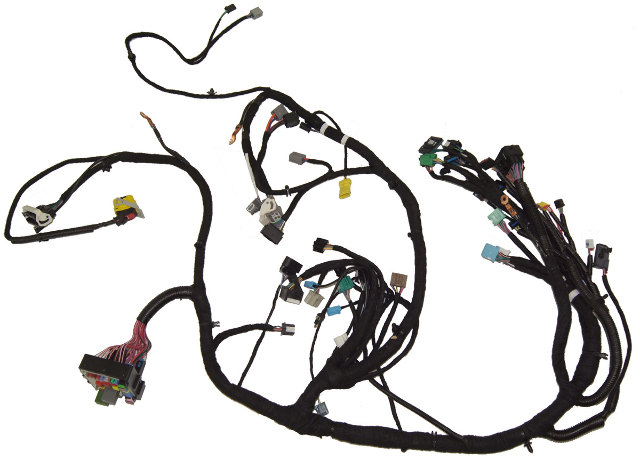 2013 chevrolet equinox instrument panel wiring harness new oem 22926776