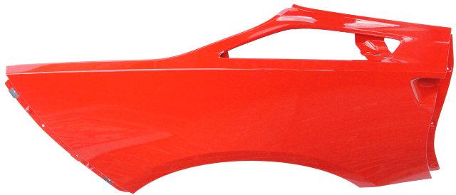 Genuine Gm C7 Corvette Coupe Rh Passenger Side Rear Quarter Panel Fender Assembly