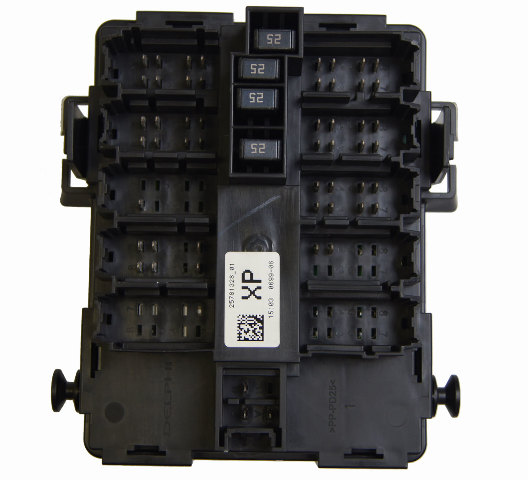 2007-2014 sierra silverado tahoe yukon fuse/junction box ... 2012 tahoe fuse box