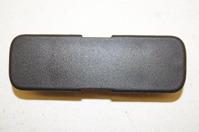 08 09 Hummer H2 Door Trim Black 25853514