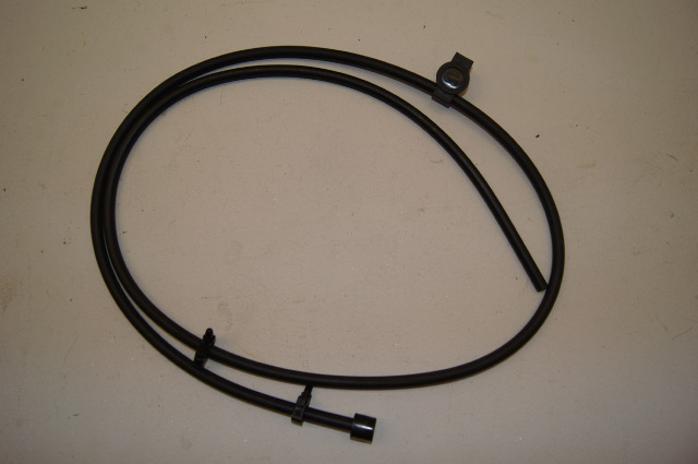 Hummer H Rear Axle Differential Vent Hose