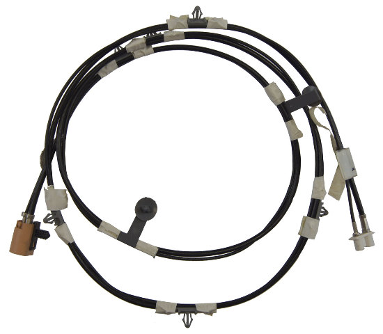 2008 2009 Hummer H3 Roof Mounted Antenna Cable New Oem