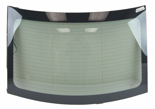 2008-2014 Cadillac CTS Rear Window Glass W/O Tint W/Defrost Damaged W/O Molding
