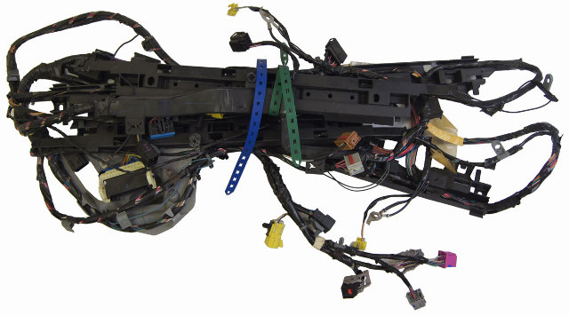 2007-08 Silverado Sierra 2500 3500 Wiring Harness New 25912093 25882631 25797104