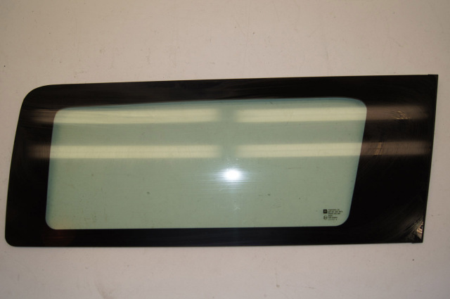Hummer H Rh Rear Quarter Body Glass No Tint Export