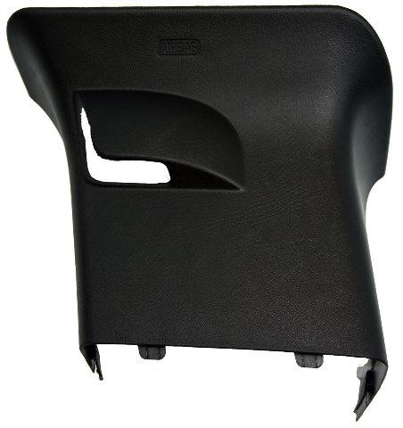 08-09 HummerH2 Interior Trim Panel RH C-Pillar Seat Belt Cover 25922406-25825654