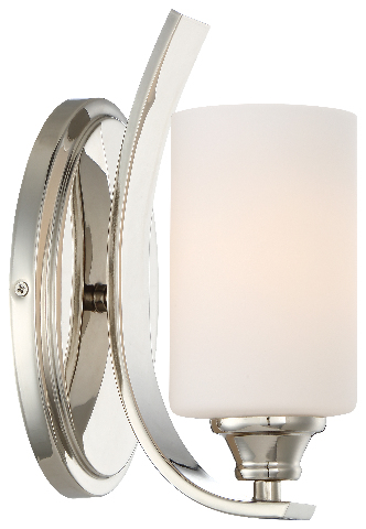 Minka Lavery 3981 613 Tilbury 1 Light Bathroom Wall Sconce