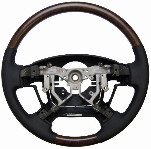 2007 2014 Toyota Tundra Sequoia Steering Wheel Black