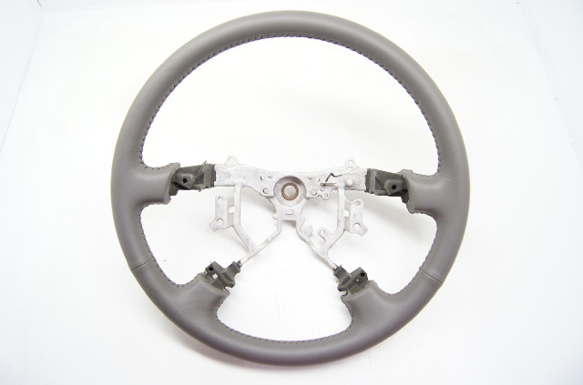 2005-2006 Toyota Camry Charcoal Steering Wheel Leather