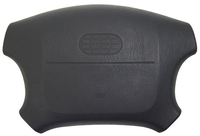 1993-1997 Geo Prizm Chevy Steering Wheel Airbag Center Cover New OEM Dark Grey