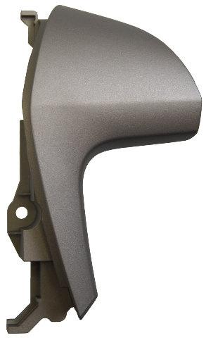 2007-2011 Toyota Camry RH Blank Steering Wheel Switch Silver New OEM 4511606010