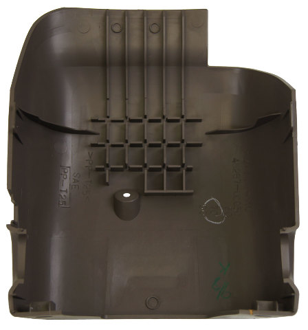 2005 2006 Toyota Tundra Lower Steering Column Cover