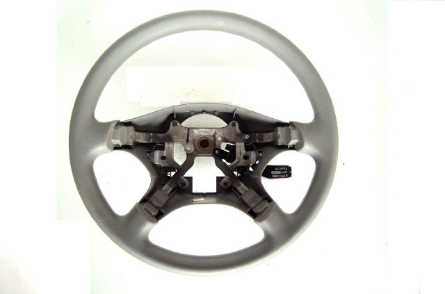 Mitsubishi Gallant 1999-2003 Steering Wheel Grey Polyvinyl w/Cruise Control