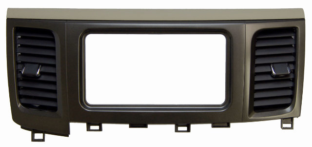 E Toyota Sienna Radio Surround Trim Panel W Nav Tan New Oem E on 1996 Dodge Grand Caravan Fuel Rail