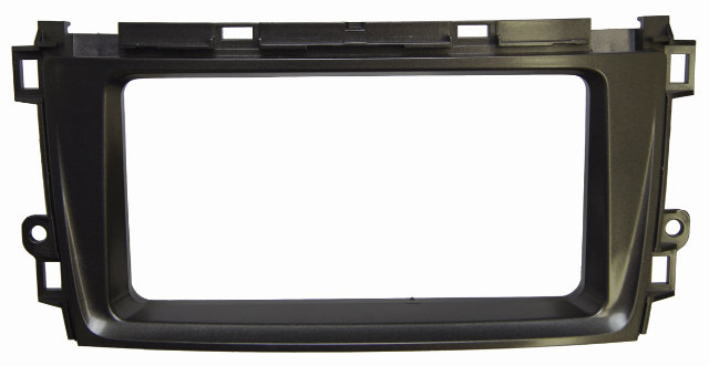 Toyota Dash Center Console Radio Surround Trim Bezel Gray New Oem