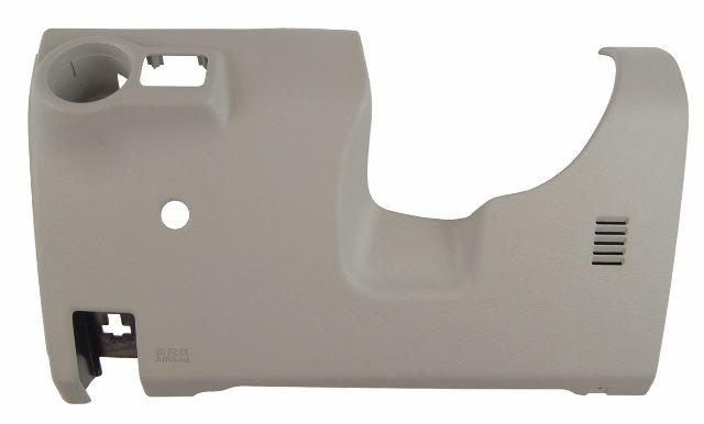 2013 Dodge Dart Knee Bolster Panel Lower Left Diesel Gray 5RX03LA3AA 1SV30LA3AB