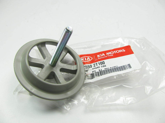 T Kia Optima Cadenza Spare Tire Wheel Clamp Lock New Oem T on C5 Corvette Pcv Valve Cover