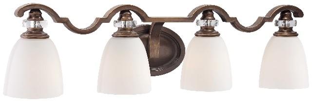 Minka Lavery 6944 570 Thorndale 4 Light Bathroom Vanity