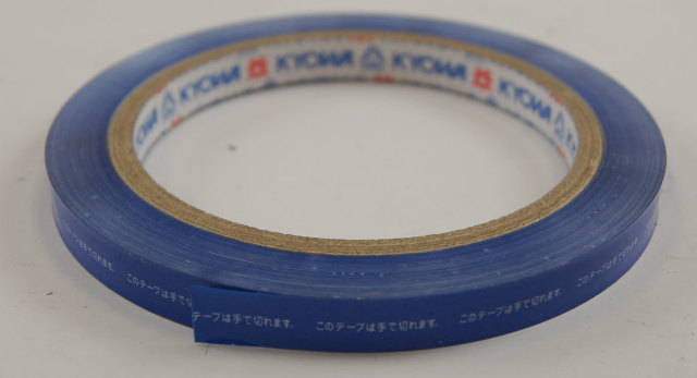 Pylon Adhesive Tape Roll Blue New Kyowa Limited 9mm X 50m
