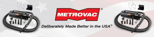 Metrovac Vacuums  & Dryers