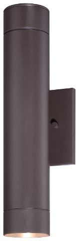 Minka Lavery 72502-615B-L Skyline 2-Light LED Outdoor Wall Sconce - OPEN BOX