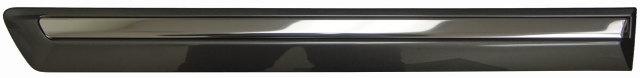2009-15 Honda Pilot Rear Right Door Side Molding Nimbus Gray New 75303SZAA210705