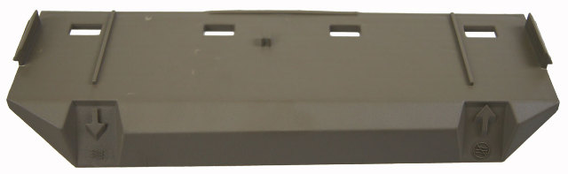 Dodge Chrysler Cooler Slide Panel Beige New Oem 8377151861