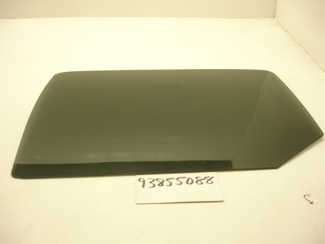 Hummer H3t Right Rear Tinted Window Gm 93355088