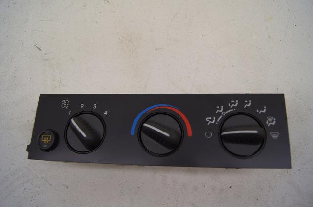 03 09 gmc topkick  chevy kodiak heat control panel  ac  and 2011 gmc sierra fuse box diagram