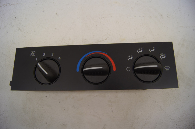 03 09 GMC Topkick Chevy Kodiak Heat Control Panel No AC