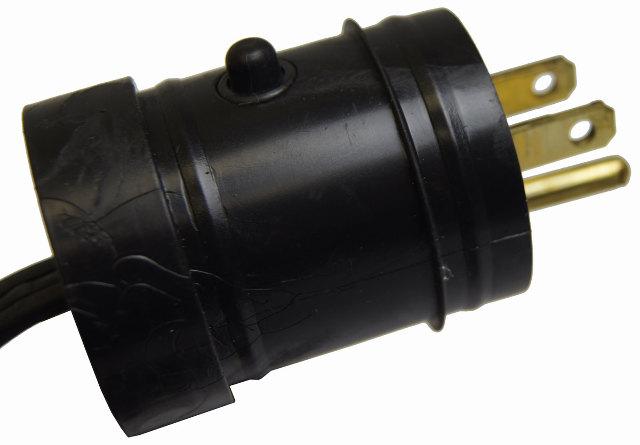 04 Kodiak C4500 Engine Coolant Heater Wire Harness 94667114 93801899