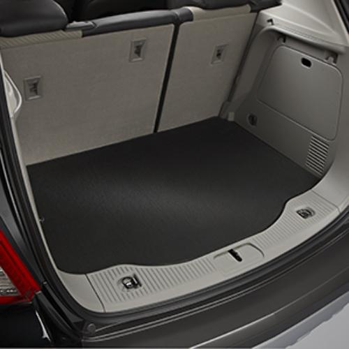 2013-2018 Buick Encore Chevy Trax Rear Cargo Mat Black Carpet New OEM 95459816