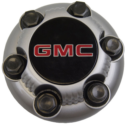 GMC Sierra Safari Savana Van Silver Wheel Center Cap 6 Lug New OEM 9596661 21293