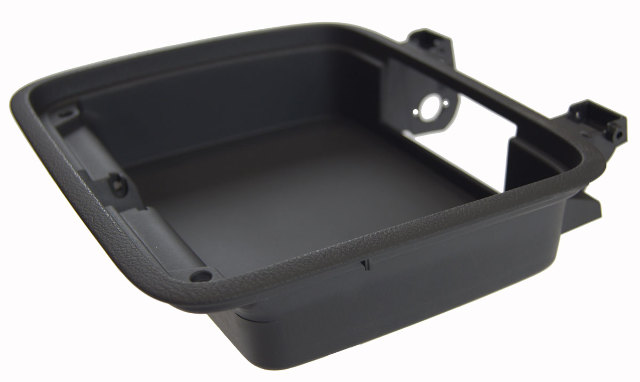 2010-2012 Dodge Caliber Dash Storage Compartment Slate Grey New 97513460085