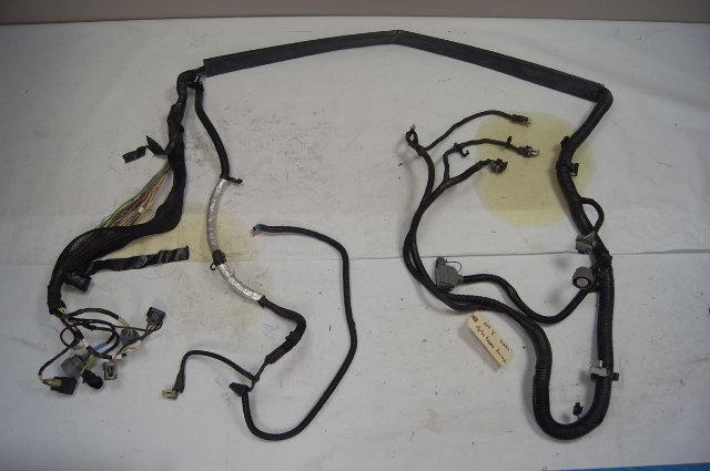 1997 2004 Chevy Corvette C5 Torque Tube Wire Harness Auto