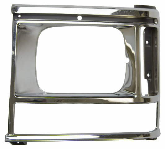 Dg Lhchrome Dodge Caravan Front Left Headlight Bezel Chrome New Dg Hbl on 2002 Dodge Dakota Tilt Steering