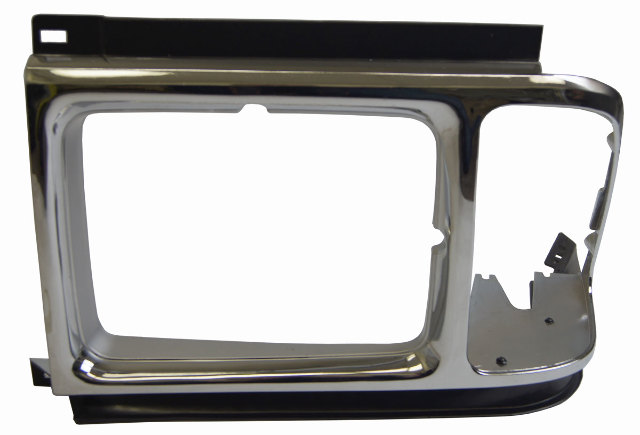 Fd Ford Aerostar Left Lh Headlight Trim Bezel Chrome Fd Hdl Fo on 1994 Dodge Dakota Center Console