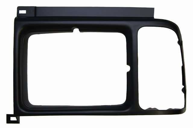 Fd Lhblack Ford Aerostar Left Lh Headlight Bezel Black New Fd E Z B on Chevy S10 Ignition Switch Replacement
