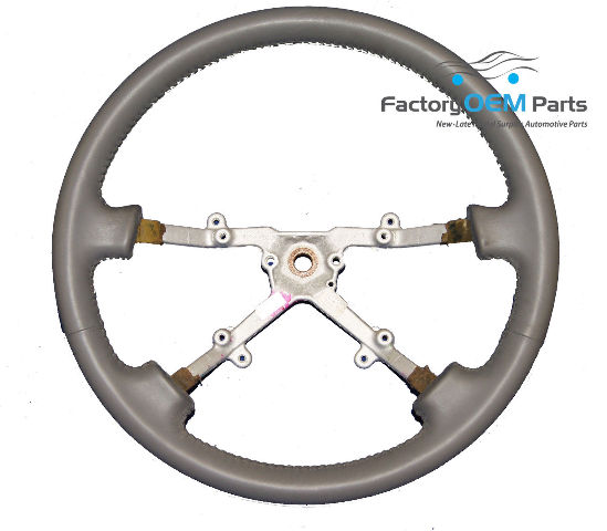 Toyota Camry 1992-1996 Steering Wheel Grey Leather