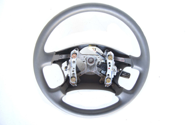 N Toyota Camry Steering Wheel Grey Polyvinyl W Cruise Control on 2001 Chevy Malibu Owners Manual