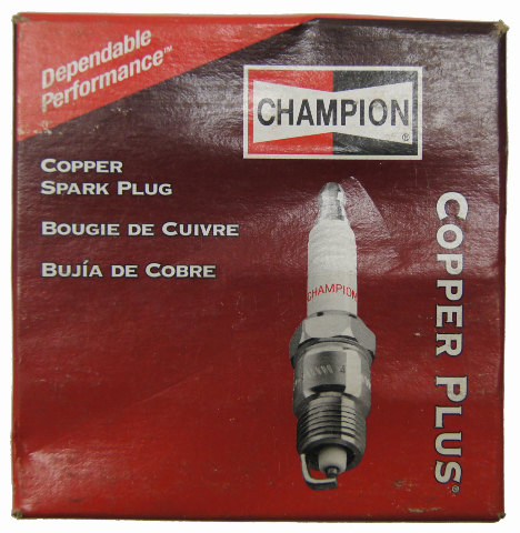 Champion Copper Plus Spark Plugs Pack of 4 New Stock No.327 RL87YC