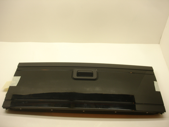 Hummer H2 Sut Tailgate Tail Gate New Gm Black