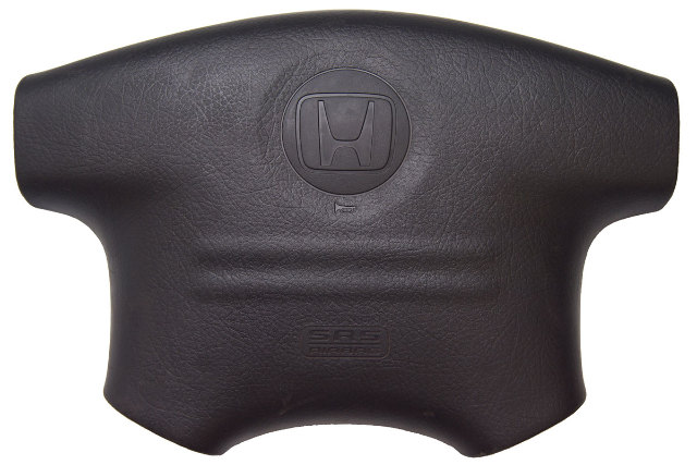 U Honda Passport Steering Wheel Center Airbag Cover Black New Oem on 2006 Cadillac Cts Condenser