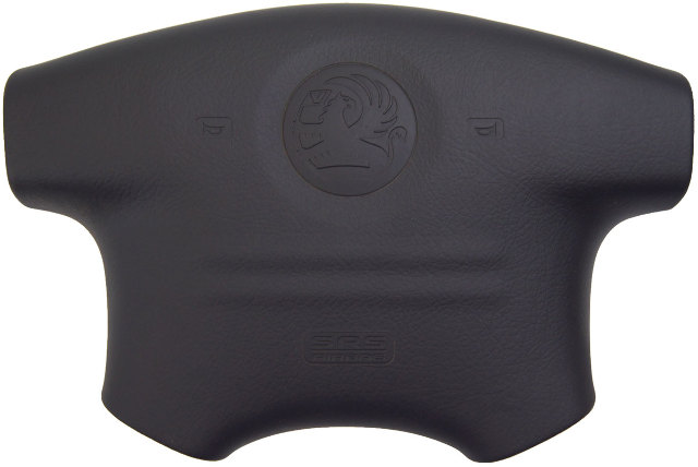 1991-2003 Vauxhall Frontera Steering Wheel Cover Black Fits Many Vehicles