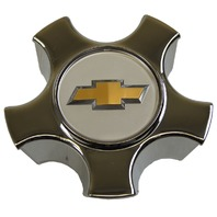 "2005-11 Chevy Malibu HHR Cobalt Wheel Center Hub Cap 5 Spoke 15"" Chrome 09596906"
